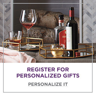 Personalize Your Registry