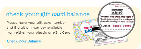 Check your Gift Card balance. Please have your gift card number and 8 digit pin number available from either your plastic or e gift card. Opens a new window