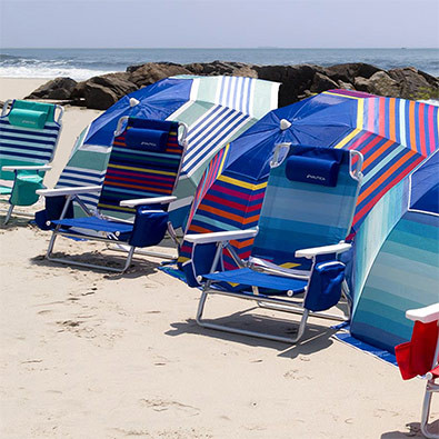 & Beach u0026 Pool Chairs Beach Umbrellas | Bed Bath u0026 Beyond