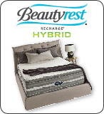 Beautyrest - Recharge Hybrid