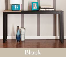 Shop Black Console Tables
