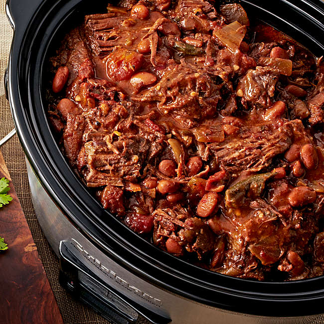 Slow Cooker Chipotle Beef Chili Recipe Bed Bath Beyond