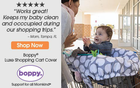 Baby registry find or create a registry buybuy baby boppy luxe shopping cart cover shop now negle Image collections