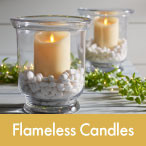Shop Flameless Candles