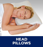 Contour Head Pillows