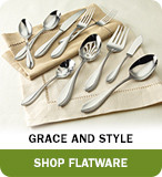 Cuisinart - Grace and Style - Shop Flatware