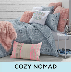 College Bedding. Shop Glam · Shop Cozy Nomad