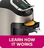 Dolce Gusto - Learn how it works