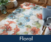 Shop Floral Rugs