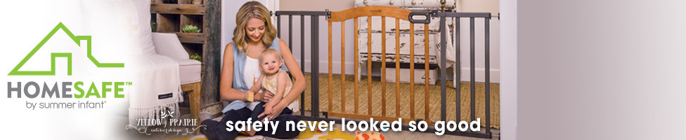 HOMESAFE By Summer Infant Home Safe Safety Never Looked So Good