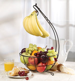 Kamenstein Fruit Bowl Banana Hanger