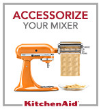 Kitchenaid Accessorize Your Mixer