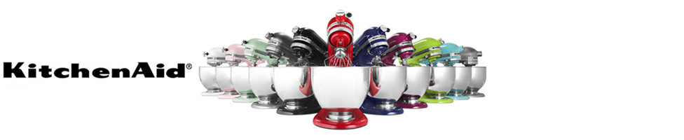 KitchenAid - mixers, bowls and more!