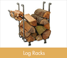 Shop Log Racks