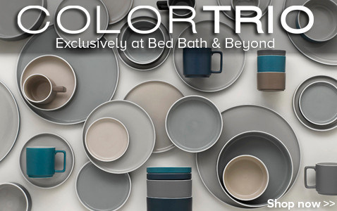 Noritake ColorTrio Exclusively at Bed Bath abd Beyond - Shop Now