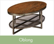 Shop Oblong Coffee Tables