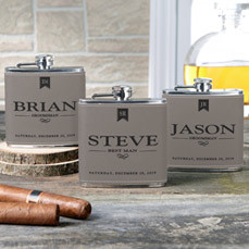 Personalized gifts for baby wedding gifts for him her bed for groomsmen negle Gallery