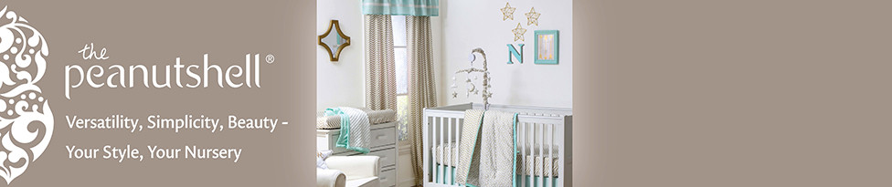 The Peanut Shell. Versatiliy, Simplicity, Beauty - Your Style, Your Nursery