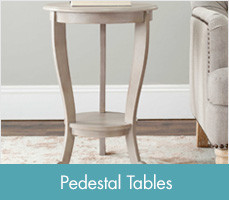 Shop Pedestal Tables