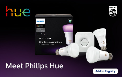 Phillips Hue - Meet Phillips Hue