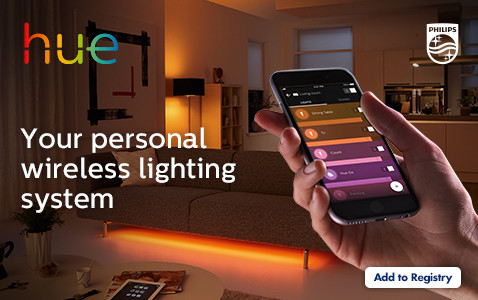 Phillips Hue - Your Personal Wireless Lighting System