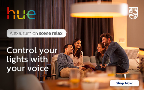 Phillips Hue - Control Your Lights With Your Voice