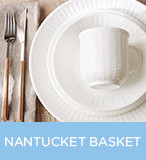 Wedgwood - Nantucket Basket