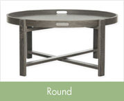 Shop Round Coffee Tables