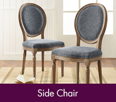 Shop For A Side Chair The Dining Room Or Kitchen