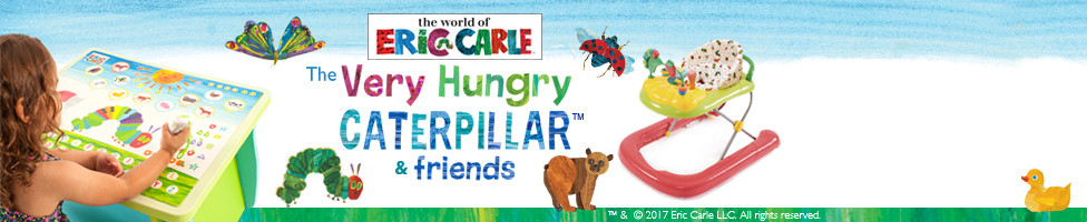 The World of Eric Carle, The Very Hungry Caterpillar and Friends