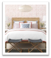 Contemporary Bedding Style 2