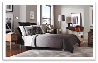 Modern Casual Bedding Style 1