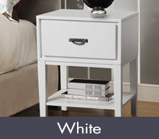 Nightstands Amp Night Tables Small And Large Nightstands