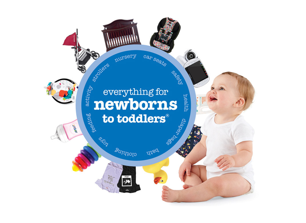 Everything for newborns to toddlers