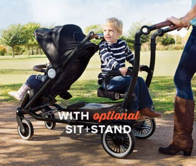With Optional Sit+Stand