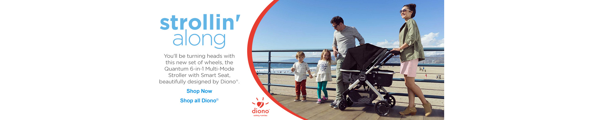 Shop Diono Strollers