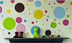 Polka Dots Painting Guide