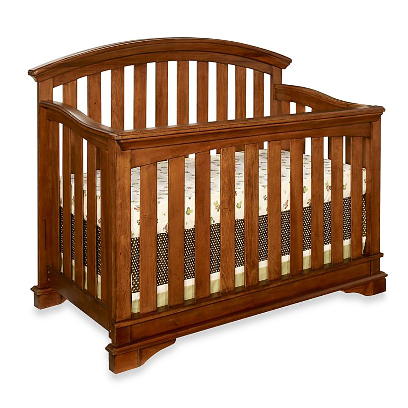 Overstock offers cribs in nearly every common material and finish you can find - not to mention standard, convertible, and mini models. Whether you need additional built-in shelving or storage, or simply a single, special crib, choose your child's new favorite place from wood, metal, steel, brass.