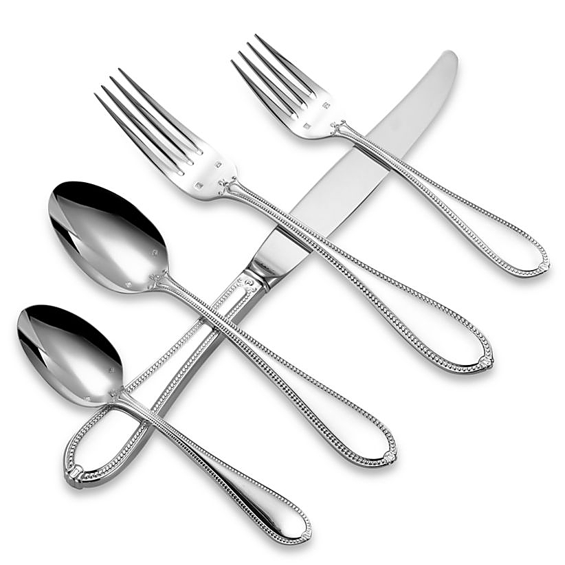 Buying Guide To Flatware Bed Bath Amp Beyond