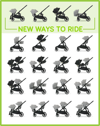 new ways to ride