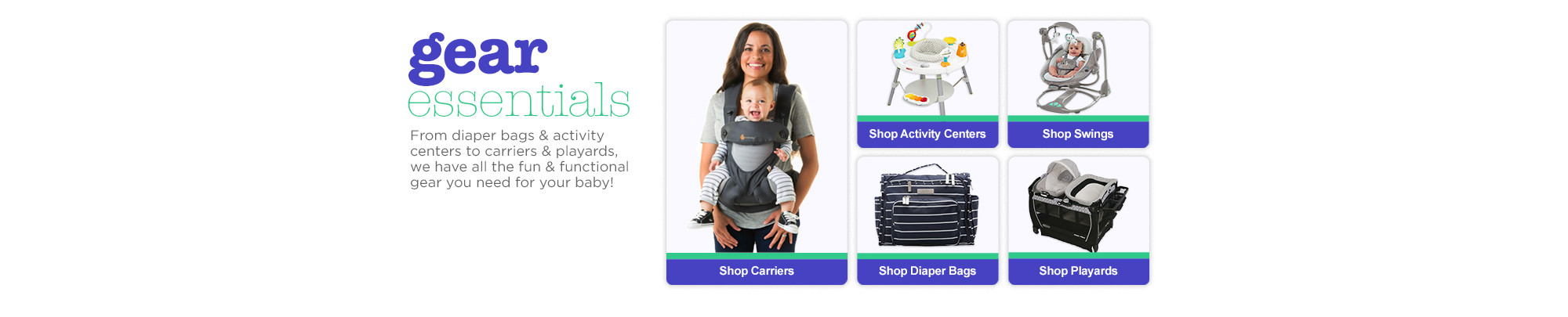 Baby Gear & Travel