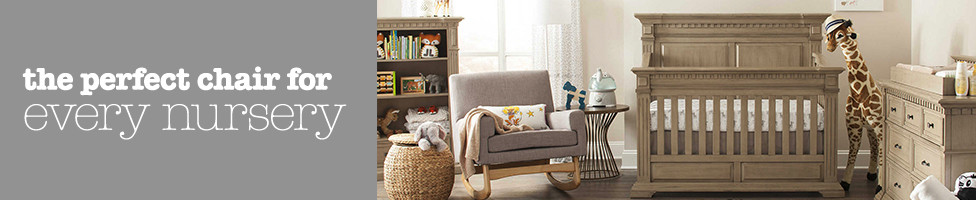 the perfect nursery chair shop upholstered gliders