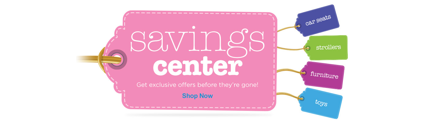 Shop the Savings Center