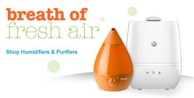 Shop Humidifiers & Purifiers