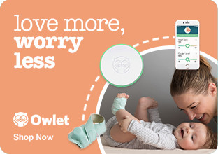 Owlet - love more, worry less. Shop Now