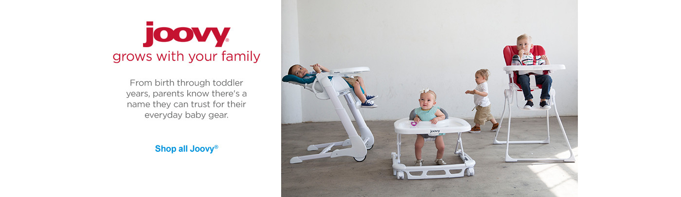 The Joovy Family - Shop All Joovy Gear!