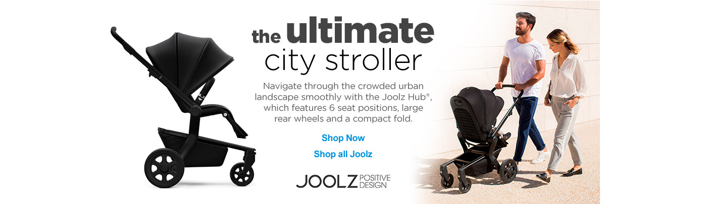 15% off select Baby Jogger car seats, strollers and travel systems