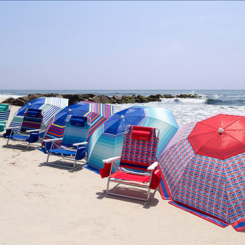 chairs u0026amp umbrellas - Beach Lounge Chairs