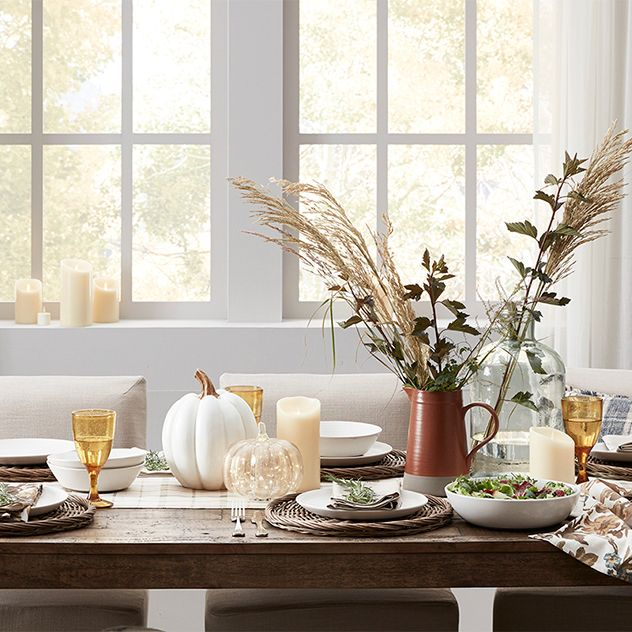 Thanksgiving Table Style