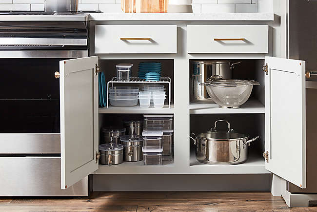 Declutter The Kitchen In 3 Steps Bed Bath Beyond